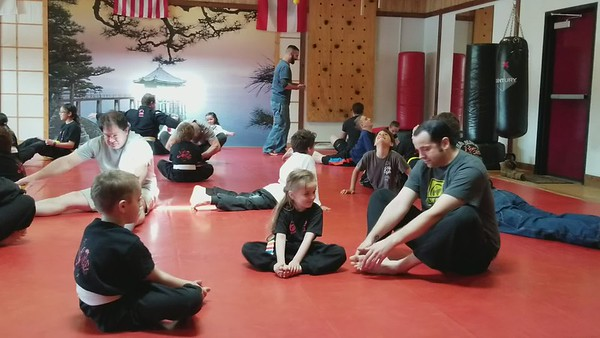 1706V PD Father's Day Youth Hapkido