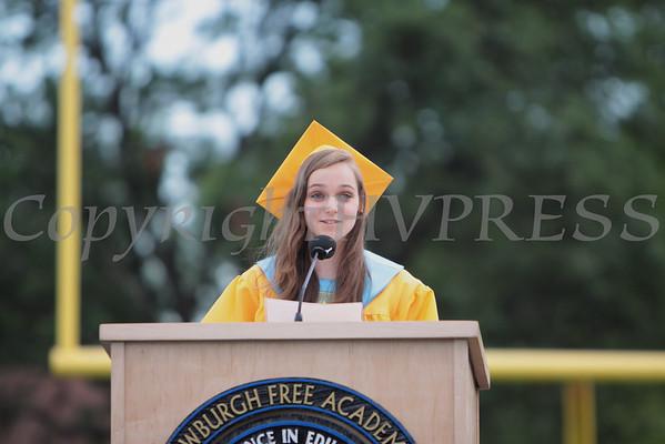 Newburgh Free Academy Graduation 2010