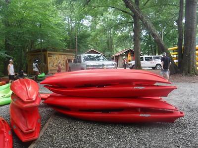 Chestatee River Dahlonega GA 20 Jul 19