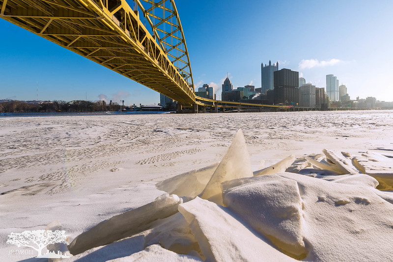 Ice Under Bridge Frozen River Pittsburgh Winter c web srgb.jpg