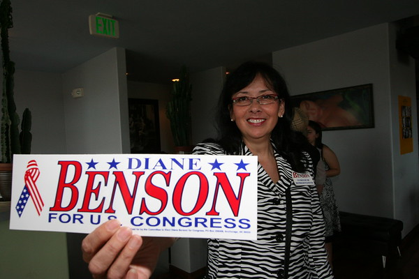 BensonforCongress.com