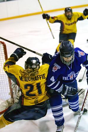 Women's Hockey - Queen's at Toronto 20100117