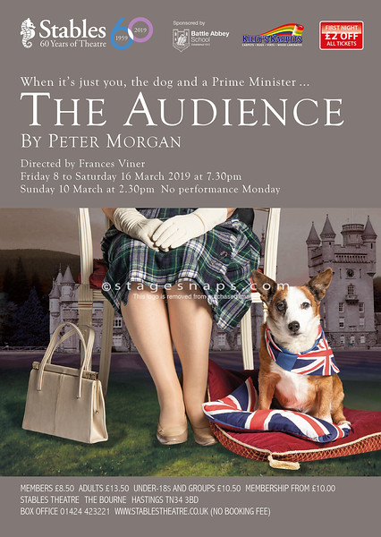 THE AUDIENCE  (March)
