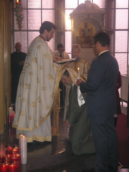 Community Life - Palm Sunday - April 4, 2004
