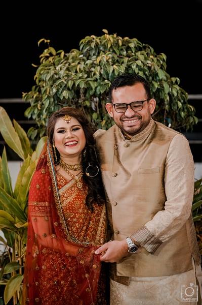Faiyaz & Sharzana Akdh