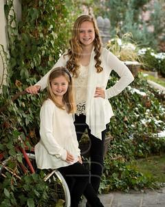 Sara Hake - Daughters' Portraits