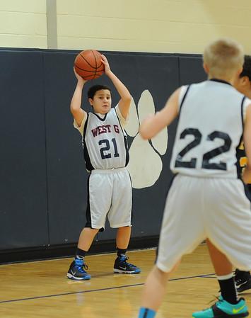 Boys Basketball 7th Grade