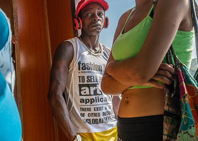 Street Photography in Havana - June 2019
