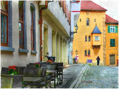 Esslingen am Neckar  Fantasy