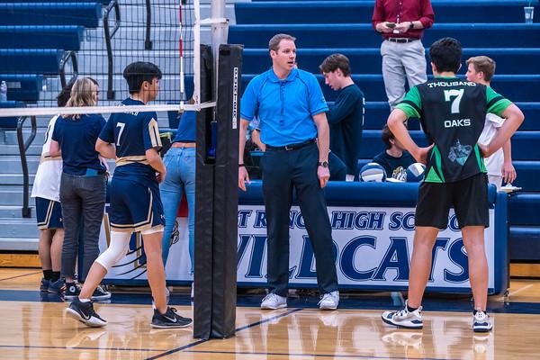 WR Boys Volleyball 2020