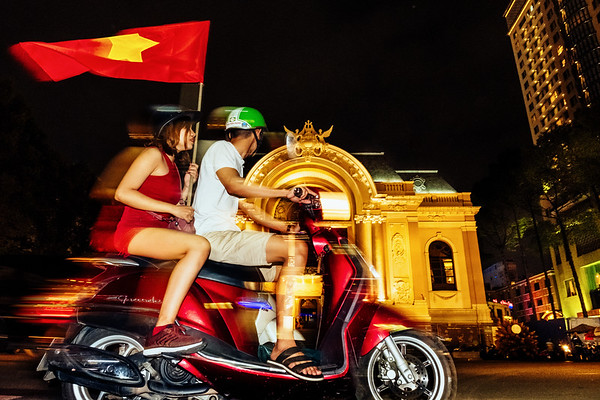 Saigon - Jan 2018