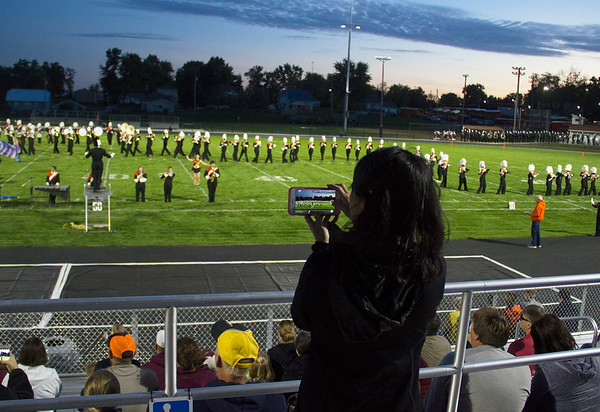 Davis County band competition