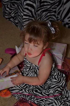 2012-05 Preslie's 2nd Birthday