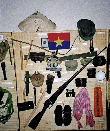 Don Kaiser - Vietnam War Exhibit