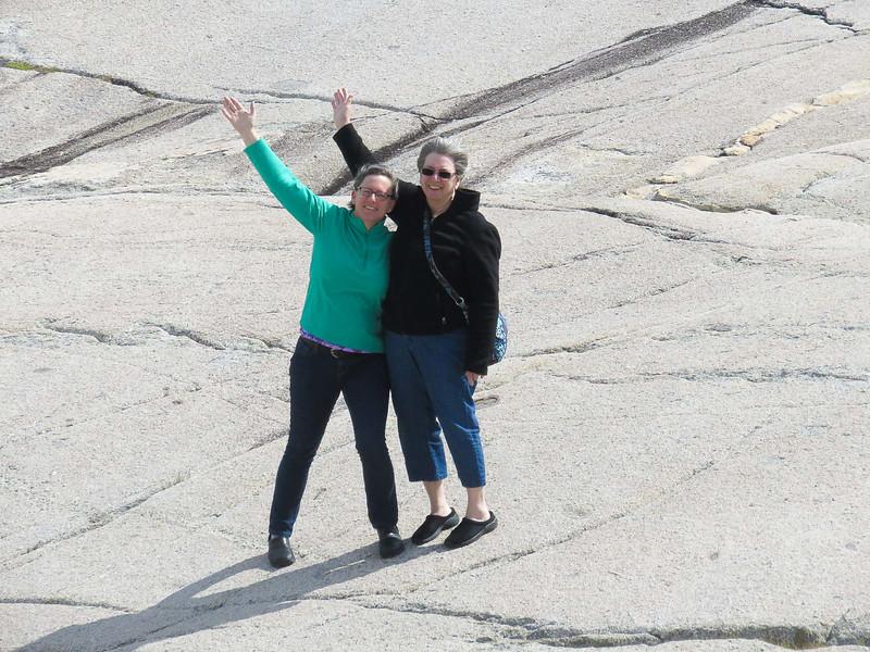 Julia and Mom at Peggys Cove.jpg