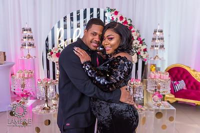 Enjoli'k & Tyrone baby shower