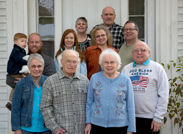 Kenfield Family 2015