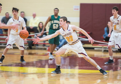 Basketball: 2018 IHSA Playoffs vs. St. Edward