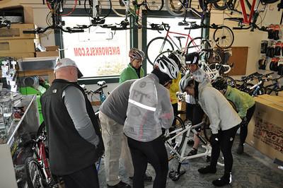 May 1 Tire Change Clinic Bike Works