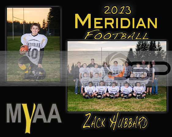 2013 Meridian Youth Football