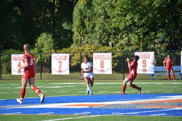 2014 Dayton Girls Varsity Soccer