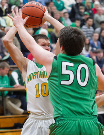 Northridge vs Concord Boys Basketball