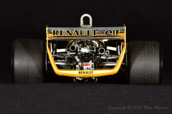 Renault RE20 Turbo No.16 Rene Arnoux