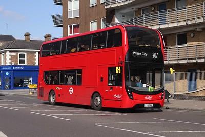 TfL Current London Bus Operator (Update 25.03.2020)