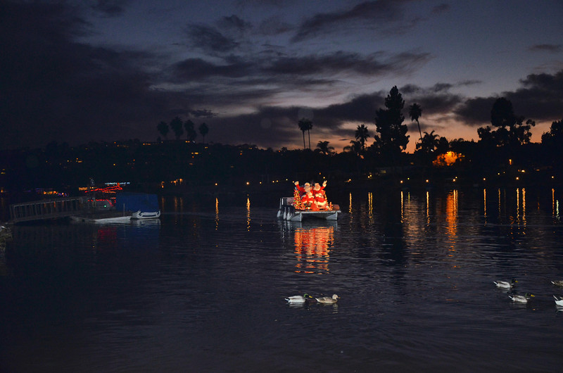 2011 Christmas Boat Parade