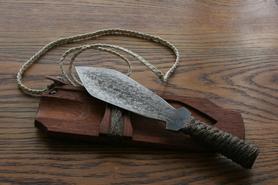 Knife collection (sold)
