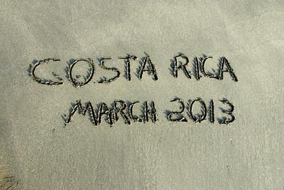 Costa Rica/Public - March 2013