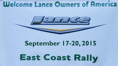 2015 LOA East Coast Rally Show