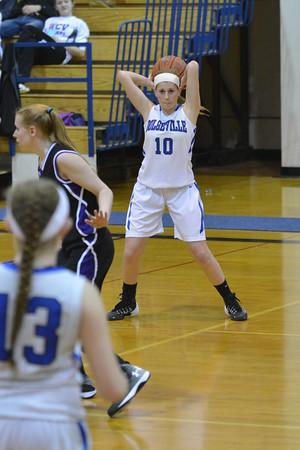 Dolgeville Girls Basketball