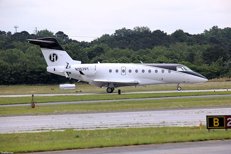 Israel Aerospace Industries Gulfstream G280 c/n 2114  N357PT of Benson Legacy LLC Arriving from Palm Beach International (KPBI) KPDK, Dekalb GA, 05/29/2021, This work is licensed under a Creative Commons Attribution- NonCommercial 4.0 International License.