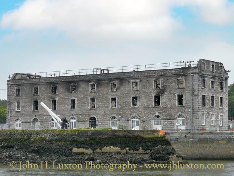 Haulbowline Naval Base, Cóbh, County Cork, Eire - August 16, 2008