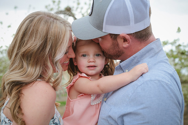 Kevin and Kimber {Family 2018}