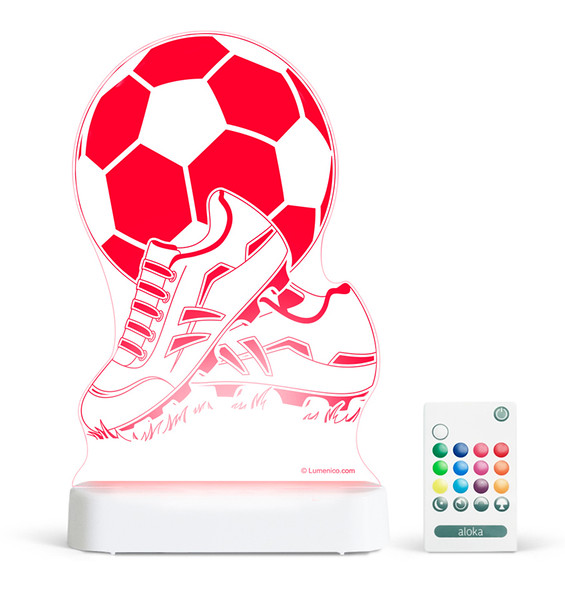 Aloka_Nightlight_Product_Shot_Football&Boots_White_Red_With_Remote.jpg
