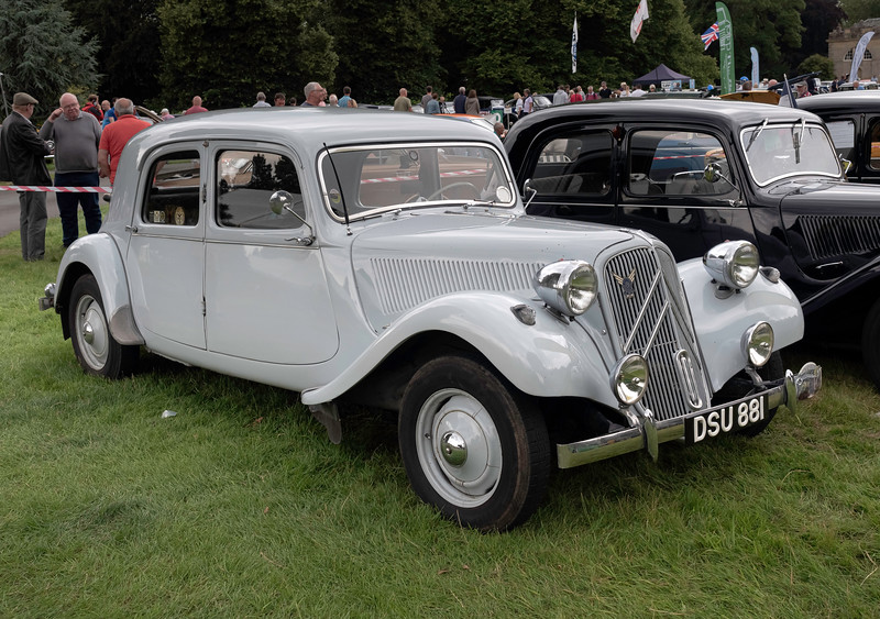 1954 Citroën 'Traction'