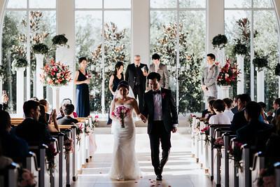 Gi + Heejae's Wedding at Ashton Gardens West