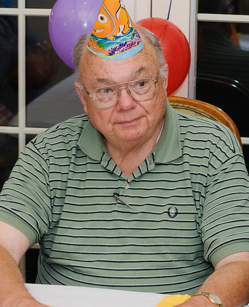 Grandpa Steele's Birthday -- 8.24.2007