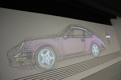 Porsche Museum, Stuttgart - 2010