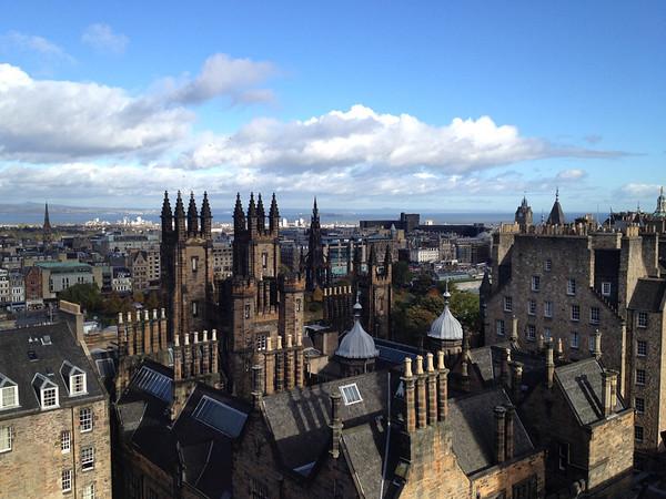 Edinburgh - October 2013