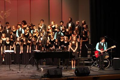 Vocal Jazz - 2015/16
