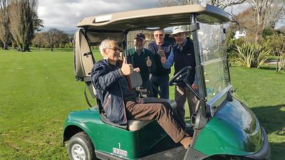 Jun, Jul & Aug 21 - Assisted Golf