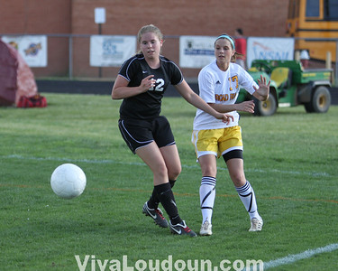 Girls Soccer: Dulles District Semifinal - Potomac Falls vs. Broad Run (by Dan Sousa)