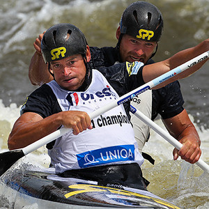 ICF Canoe Kayak Slalom World Cup Prague 2010