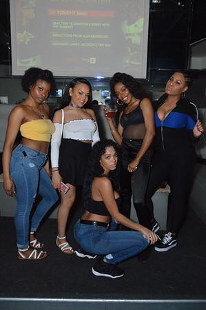 Thursday March 29,2018-Atlanta,GA-Ice Bar Thursdays