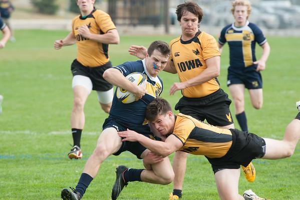 2015 Michigan Rugby vs. Iowa