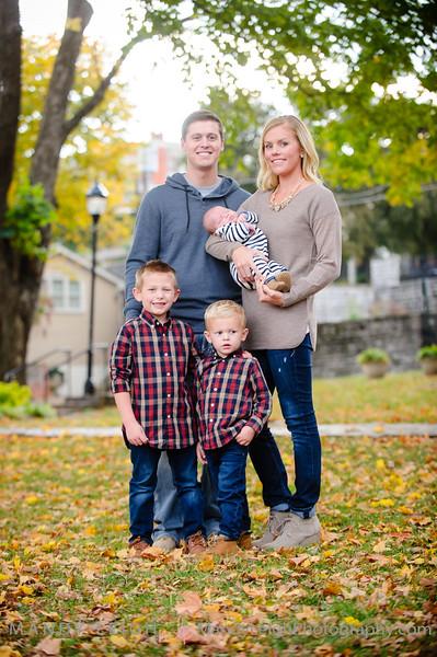 Fuller Fall 2016 Family Photos