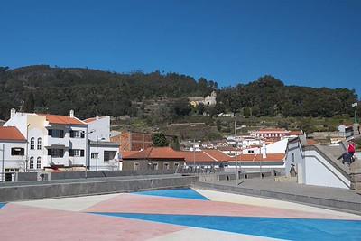 Monchique, Algarve : the town
